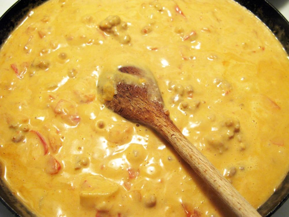Italian Sausage & Sundried Tomato Alfredo - Quick Pantry Pasta (6/6)